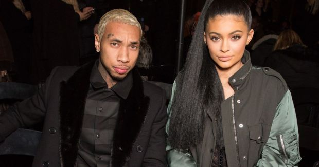 Kylie-Jenner-and-Tyga-are-seen-leaving-the-Alexander-Wang-Fall-2016-fashion-show