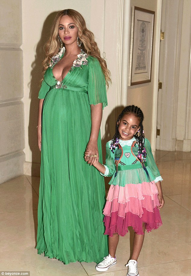 beyonce daily mail