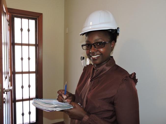 black engineer