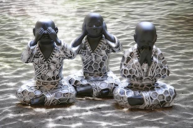 buddah dolls