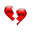 heart divorce