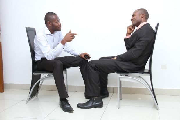 job interviews black