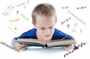 white boy reading